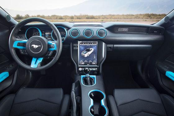 Ford bringt E-Mustang mit über 900 PS