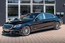 Extrem-Benz zu verkaufen!