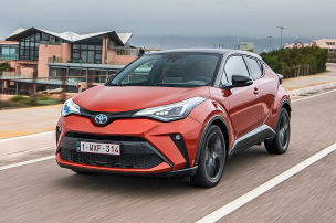 Toyota C-HR Facelift (2020)