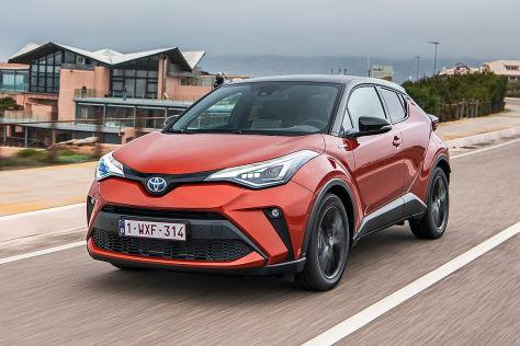 Toyota C-HR Facelift (2020): Hybrid, Innenraum, Motoren