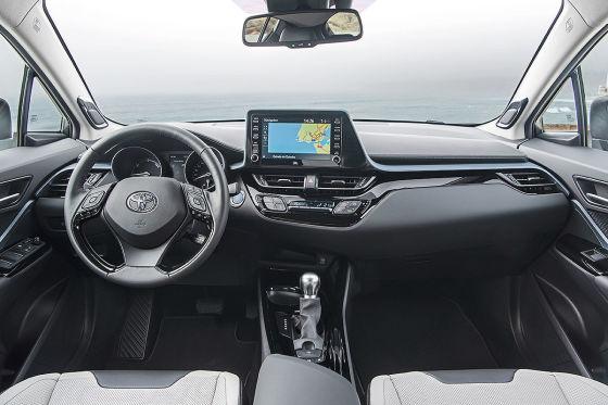 Toyota liftet den C-HR