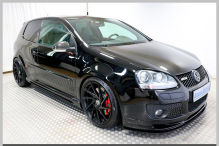 VW Golf 5 R32: Getunter Carbon-Golf