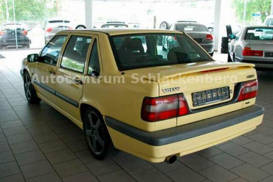 Seltener Volvo mit über 380 PS zu verkaufen