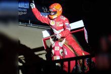 Seine Kinder ehren Michael Schumacher