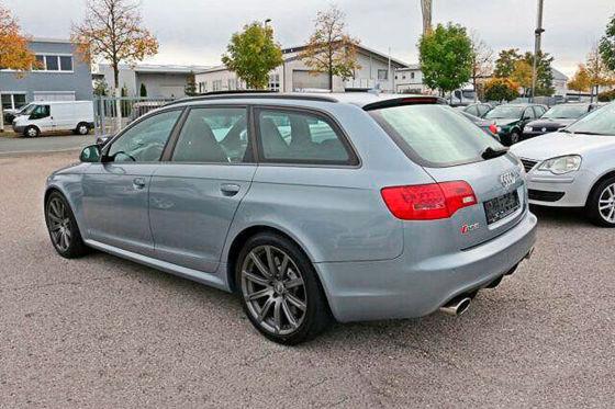 Audi RS 6 mit 580 PS für unter 22.000 Euro