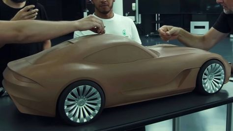 Mercedes-AMG GT (2021)