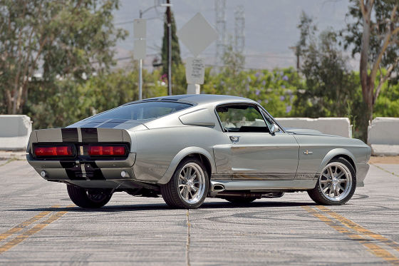 """Ford Mustang Shelby GT500 """"Eleanor"""": Original"""