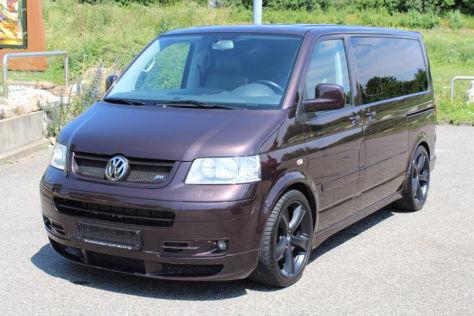 VW T5 Multivan ABT: Ausstattung, Motor, Preis