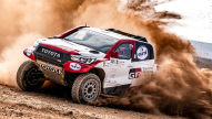 Rallye Dakar: Dritter in Saudi-Arabien