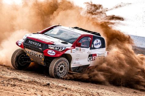 Erstes Rallye-Podium für Alonso