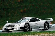 Mercedes CLK GTR: AMG, V12, Preis