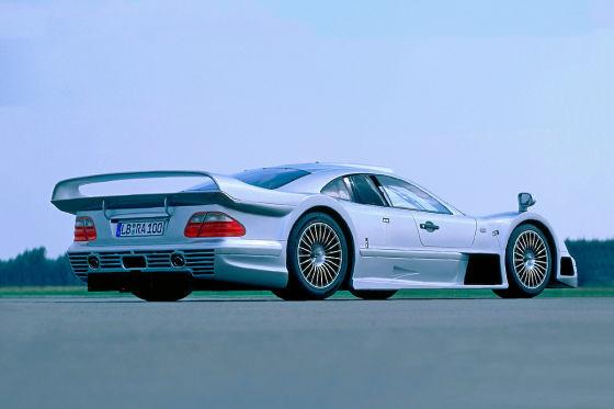 Mercedes CLK GTR: Klassiker des Tages