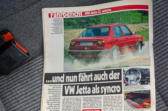 """""""Mein Jetta war AUTO BILD-Testwagen"""""""