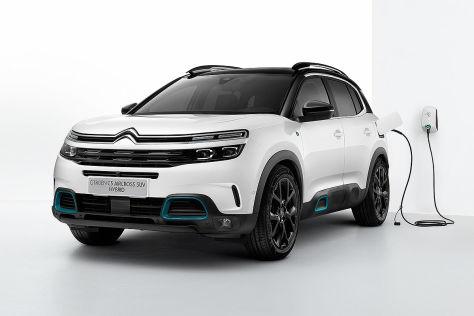 Günstigstes Hybrid-SUV von PSA