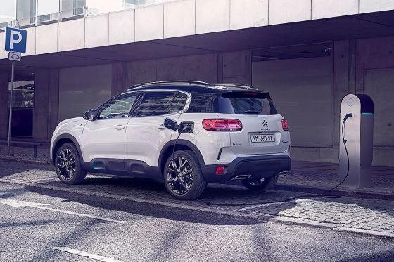 Das günstigste Hybrid-SUV im PSA-Konzern