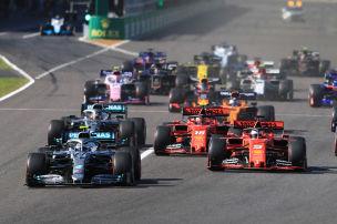 Die Formel 1 macht auf Öko