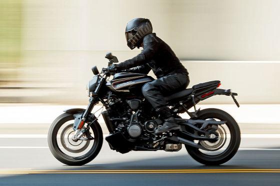 Harley-Davidson Pan America/Bronx: Vorstellung