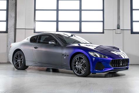 Maserati GranTurismo Zéda (2019)