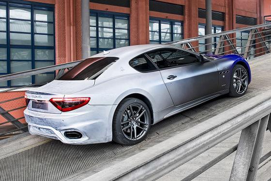 Was soll das, Maserati?