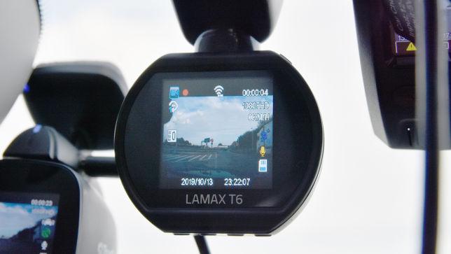 Die Lamax T6 im Test
