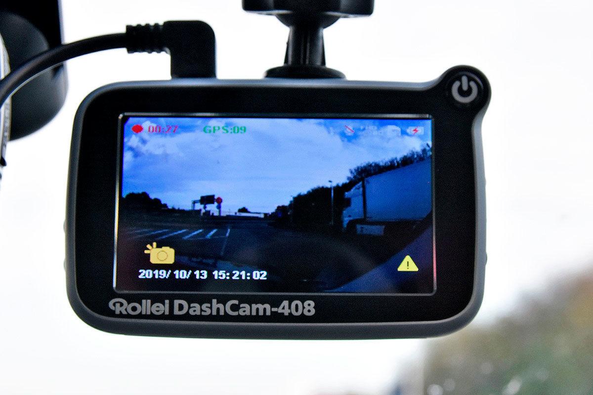 Die Ergebnisse des Dashcam-Tests!