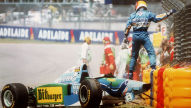Schumachers erstes WM-Wunder