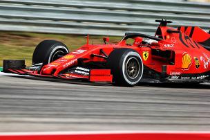 Vettel fährt 100. GP für Ferrari