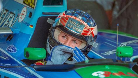 Formel 1: Schumis erster WM-Titel 1994