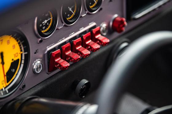 Boss-Mustang mit 8,5-Liter-V8