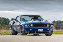 Boss-Mustang protzt mit 8,5-Liter-V8