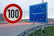 Niederlande: Tempo 100 tagsüber
