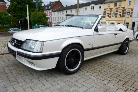 Opel Monza Keinath KC5 mit niedriger Laufleistung