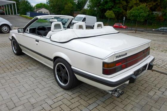 Seltenes Opel-Cabrio mit 179 PS zu kaufen