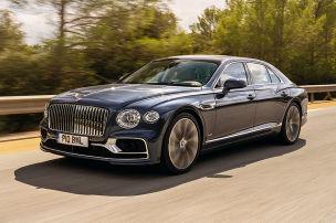 Bentley fahren: Das ist wie Schweben!