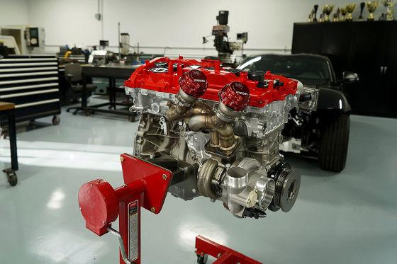 Toyota Supra A90-Motor mit 1000 PS?