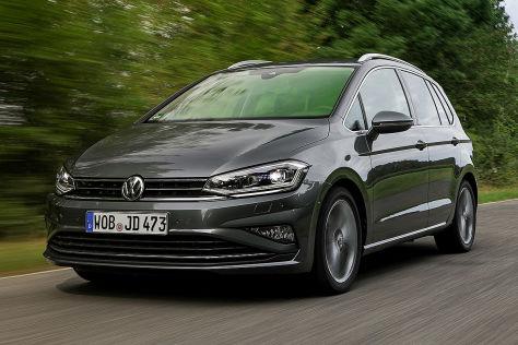VW Golf Sportsvan: Kaufberatung - autobild.de