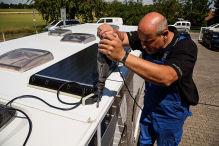 Camping Solaranlage nachrüsten