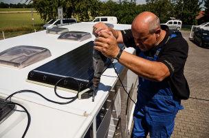 Photovoltaik fürs Wohnmobil