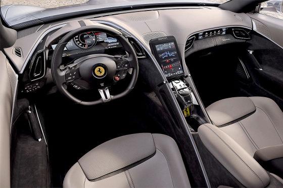 Das ist der neue Ferrari Roma