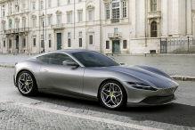 Ferrari Roma (2020): V8, Preis, Coupé, Marktstart