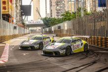 """Macau GT: Porsche mit """"Bamthor"""""""