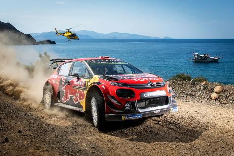 Citroën steigt aus WRC aus