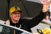 Formel 1: Vorletztes Rennen von Hülkenberg