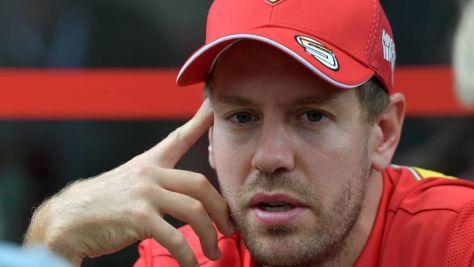 Formel 1: Vettel kontert Verstappen