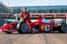 Formel 1: Schumi-Ferrari wird versteigert