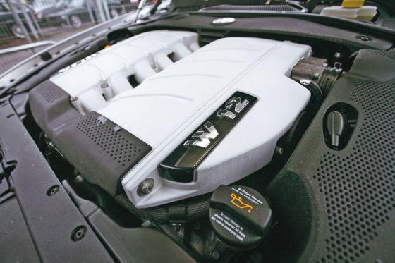 Klassiker des Tages: VW Phaeton W12