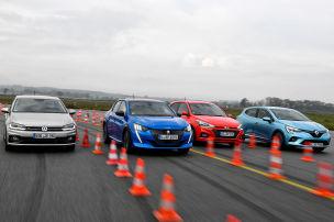 Neuer 208 fordert Polo, Clio & i20 heraus