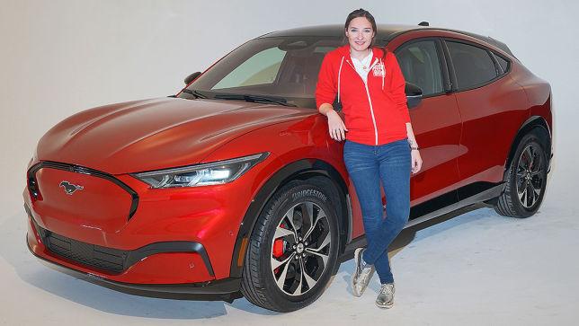 Neues Elektro-SUV von Ford