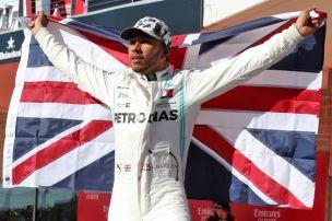 Hamilton zum sechsten Mal Weltmeister