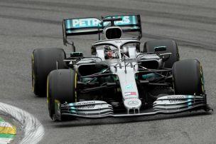 Mercedes experimentiert mit kalten Reifen